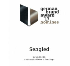 Germand Brand Award Nominee